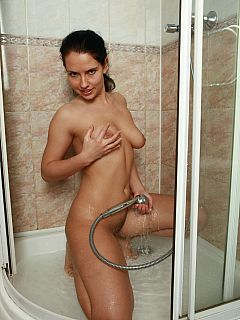 Hot shower, #4