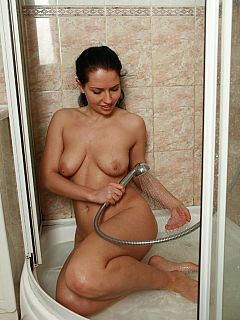 Hot shower, #6
